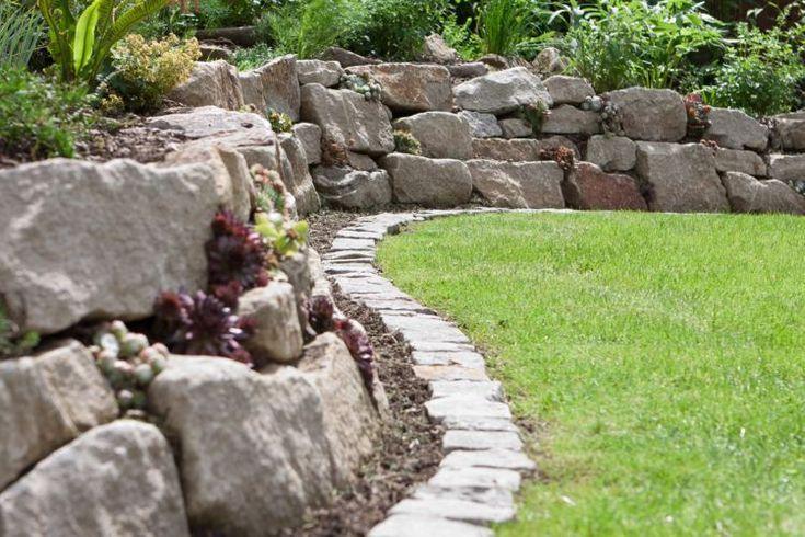 Ideas for garden planning and garden design: Maur