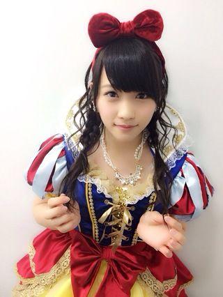 Kawaei Rina as Snow White