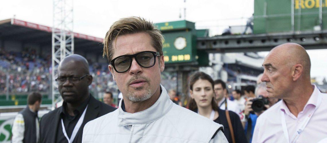 Brad Pitt a donné le départ des 24 Heures du Mans