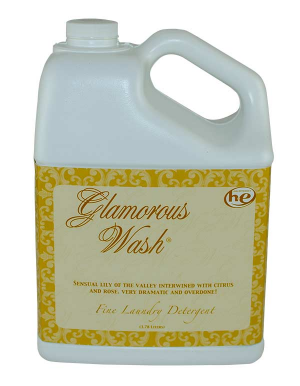 Tyler Candle Company Glamorous Wash 128oz Gallon Tyler Candles Laundry Detergent Tyler Candle Company