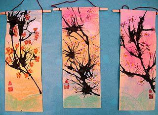 Experiments In Art Education Homeschool Art Montessori Art Elementary Art Projects