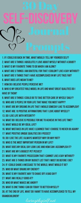 30 Day Journal Prompts For SelfDiscovery To Ignite The Best Version Of Yourself is part of Organization Journal Writing - Journaling is one of the best ways to find yourself  That is why I have created 30 days of journal prompts to help you find the best version of yourself through selfdiscovery