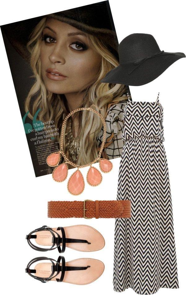 Nicole richie style polyvore dresses