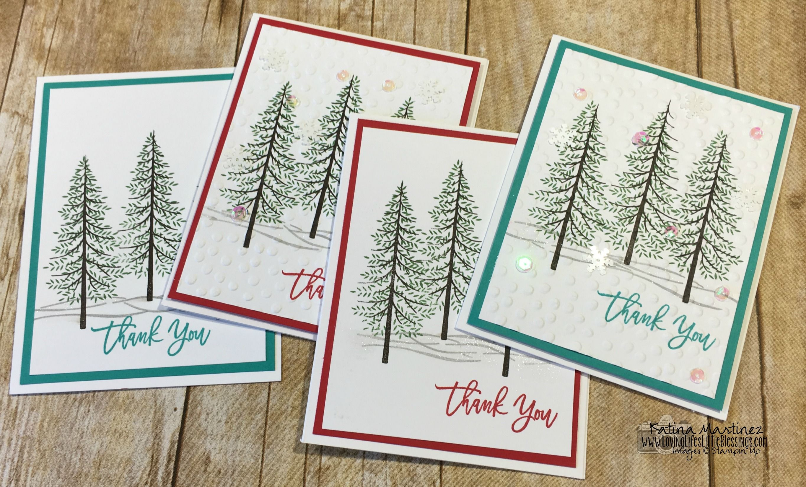Thoughtful Branches And Bermuda Bay, this new stamp set and framelit set is perfect for many projects from summer cards to christmas cards.
