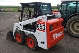 bobcat 553 skid steer loader service repair manual instant download rh pinterest com Bobcat 553 Craigslist bobcat 553 skid steer loader service repair manual