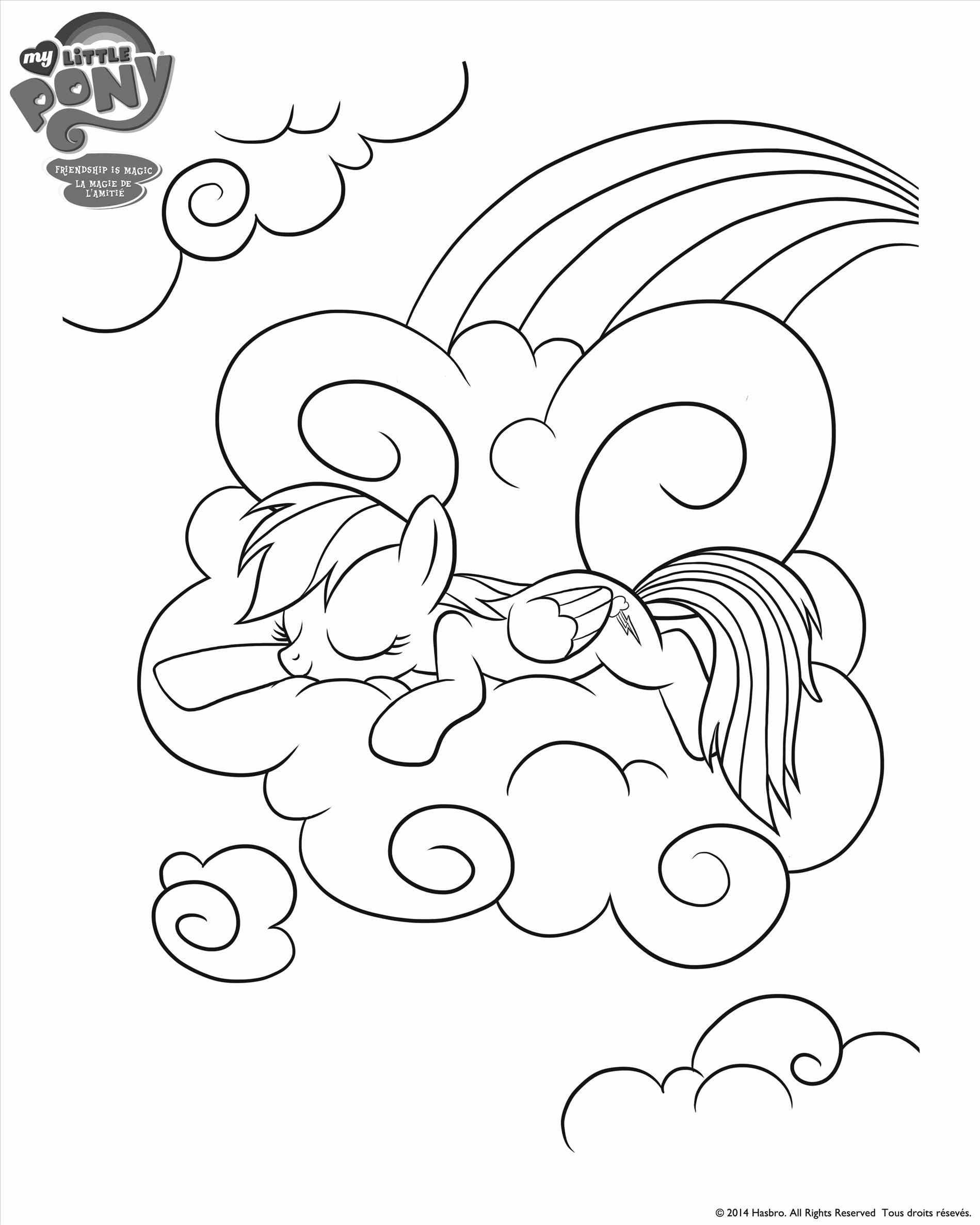 Rainbow Dash Coloring Pages Unicorn Coloring Pages My Little