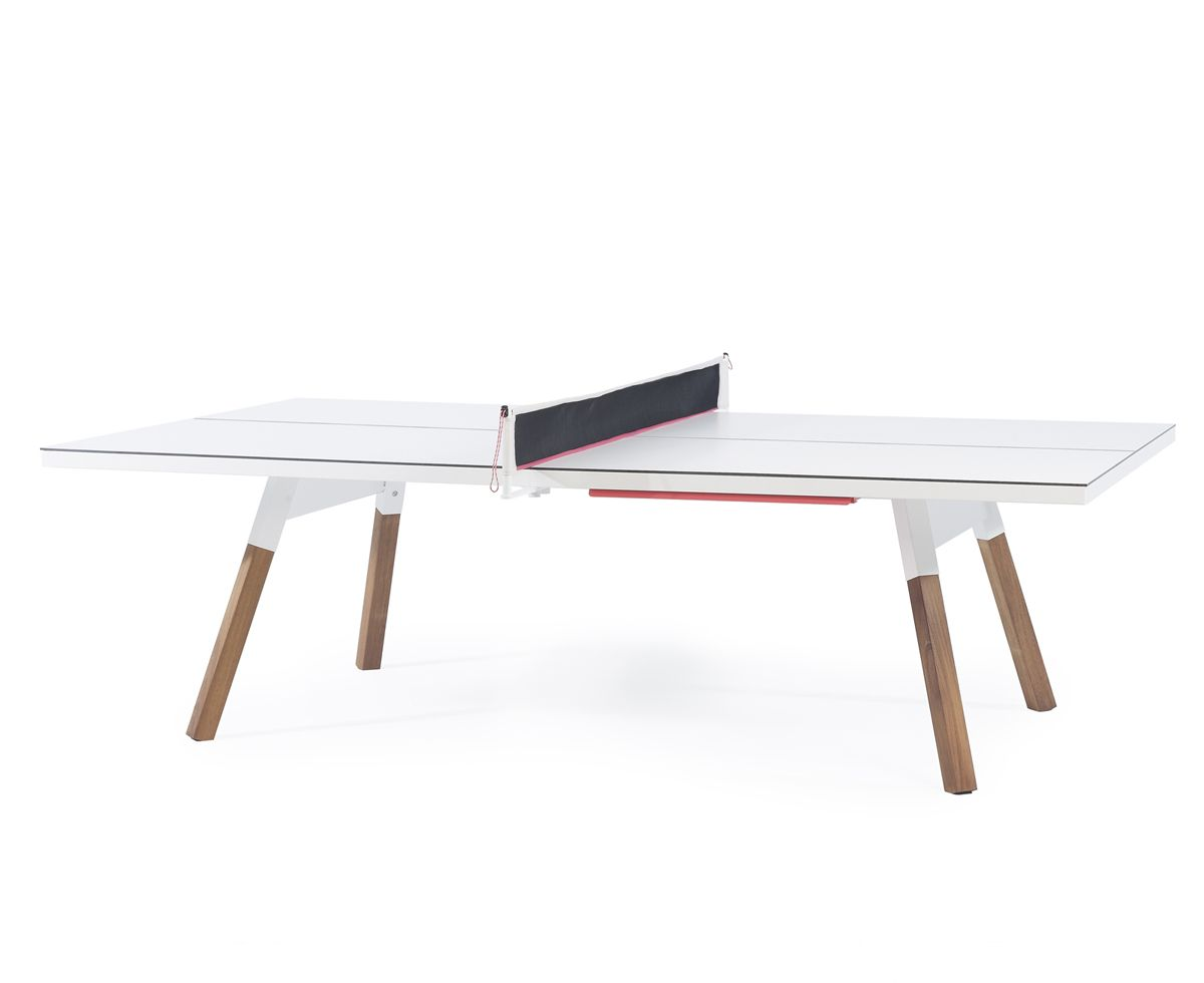 Table De Ping Pong Transformable you and me convertable ping pong table (for indoors or