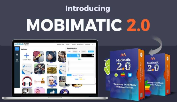Mobimatic V2 CharterMember License by Dr. Ope Banwo
