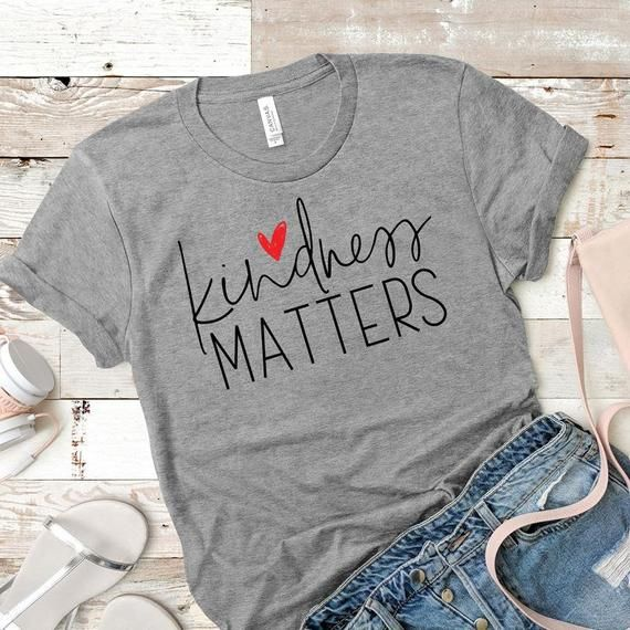 Kindness Matters T-Shirt | Kindness Matters Shirt | Kindness Matters | Be Kind Shirt