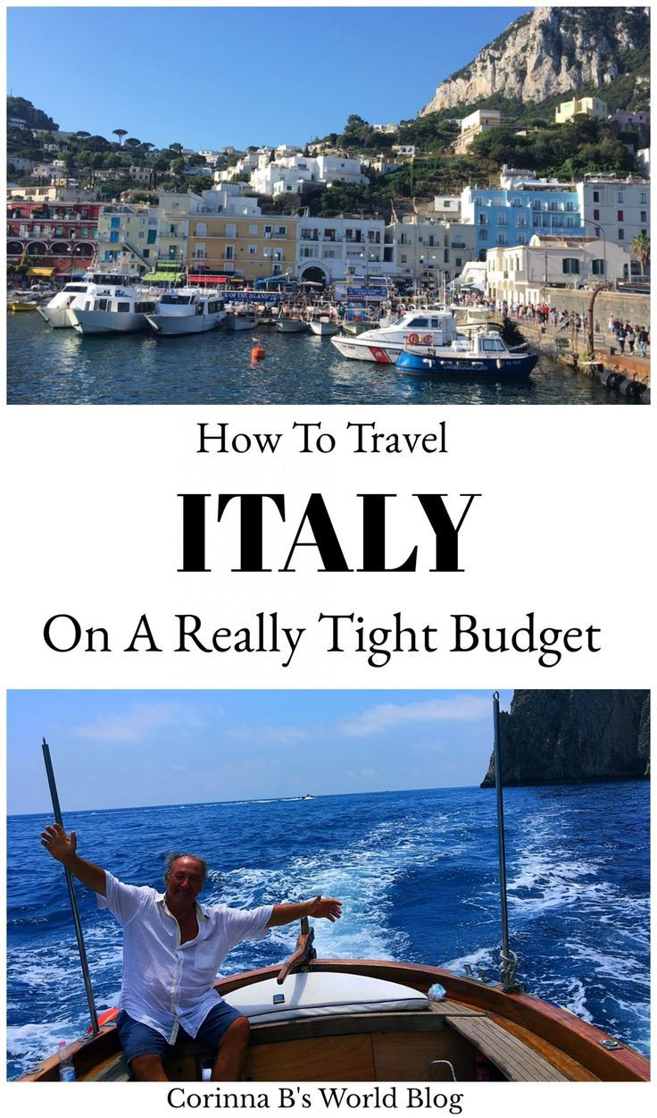 How To Travel Italy On A Really Tight Budget. 7 key tips to save you money and make travel a reality instead of just a dream.   #traveltips #internationaltravel #italy #italytravel #europe #europetravel