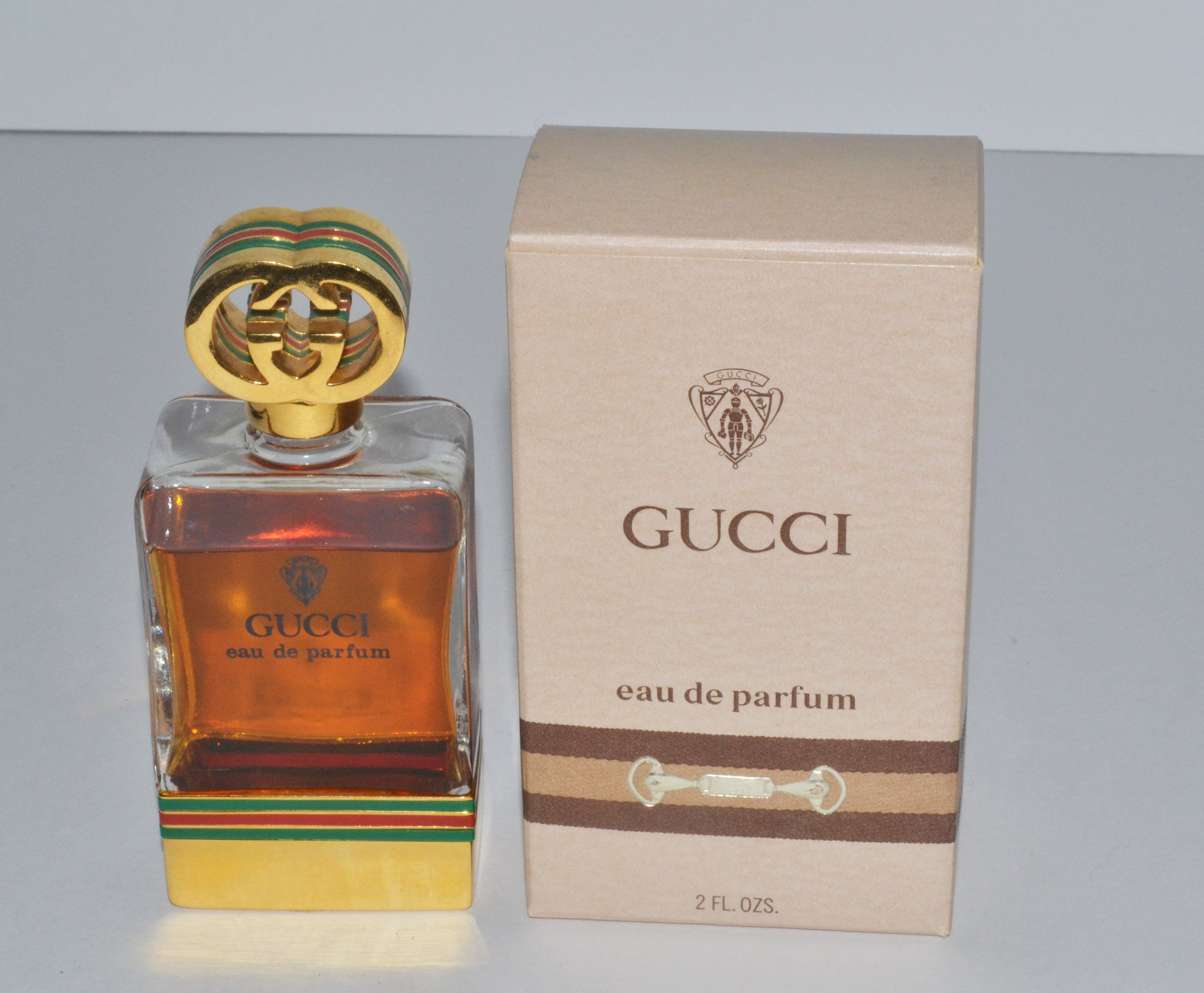 b8a70b17d4554 Gucci Eau De Parfum in 2019 | Vintage Perfumes & Fragrances | Gucci ...