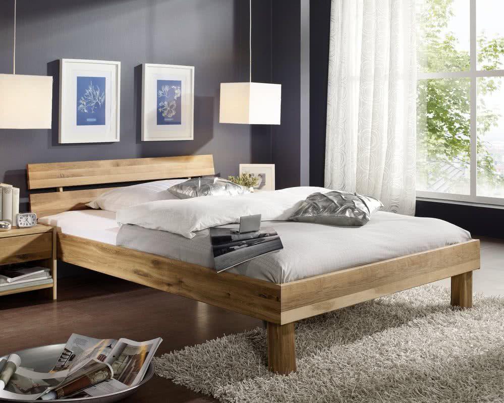 2fd18ac349 3S Frankenmöbel Massivholz Bett Campino in 2019   Bett ...