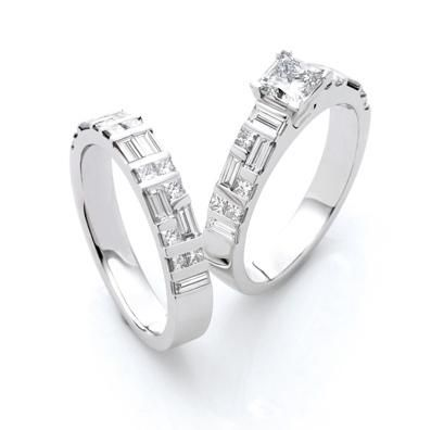 Affordable Engagement Rings And Bridal Sets 29