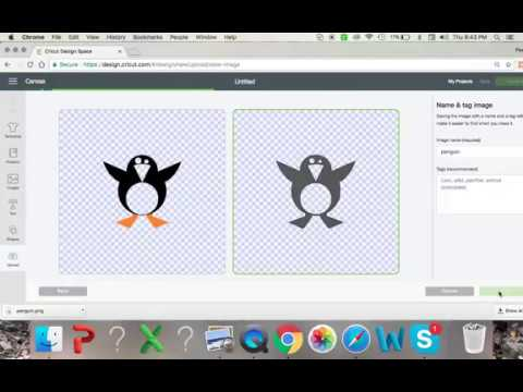 (36) How to Convert a JPEG or a PNG into a SVG For Cricut