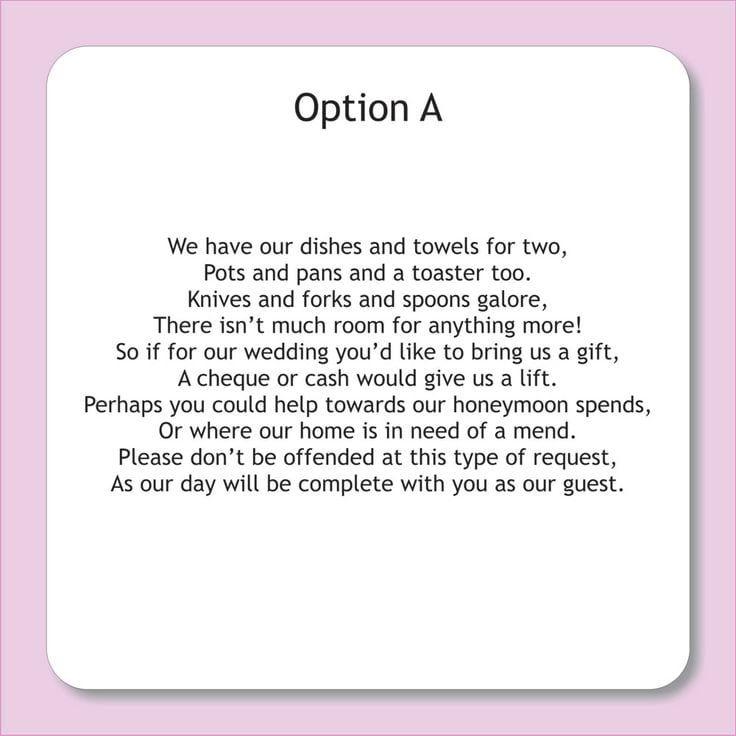 Pin By Amy Smith On Wed Stuff In 2020 Wedding Wording Wedding Invitation Poems Bridal Shower Invitation Wording