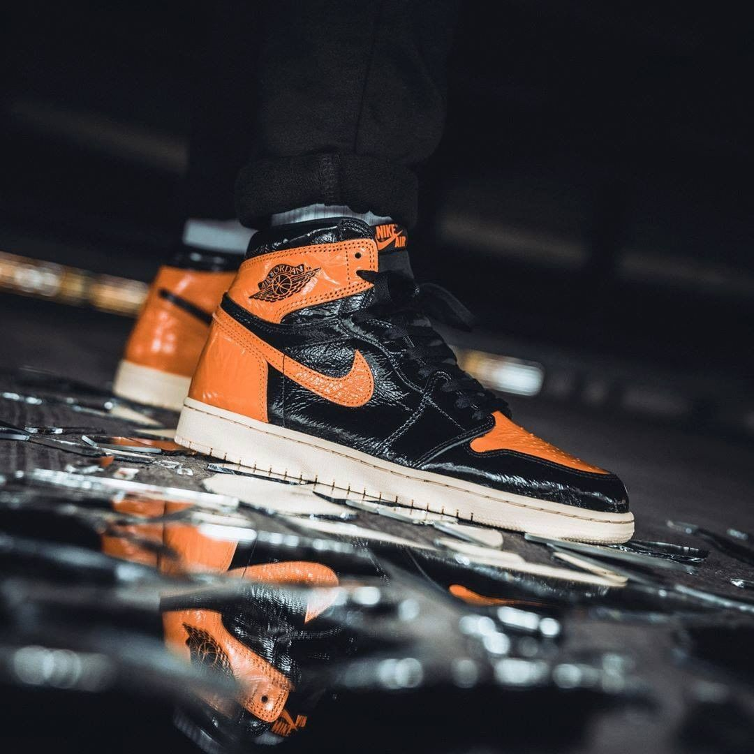 The Sole Supplier On Instagram The Nike Air Jordan 1 Shattered