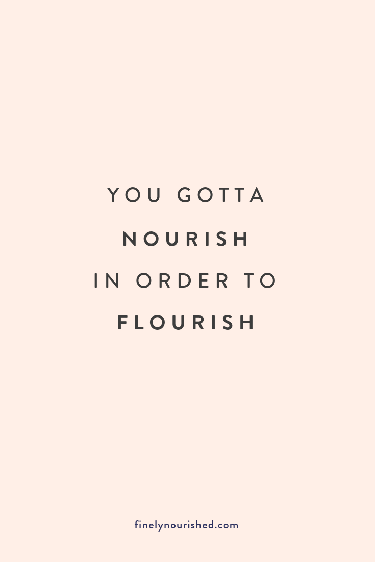 Finely Nourished — Resources | Women's Health & Wellness | Los Angeles