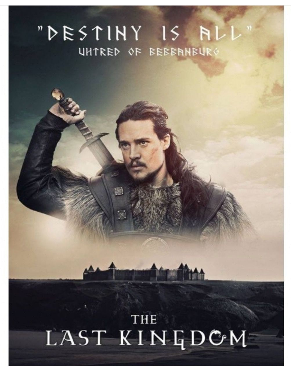 If you like GoT, watch The Last Kingdom. Just binged