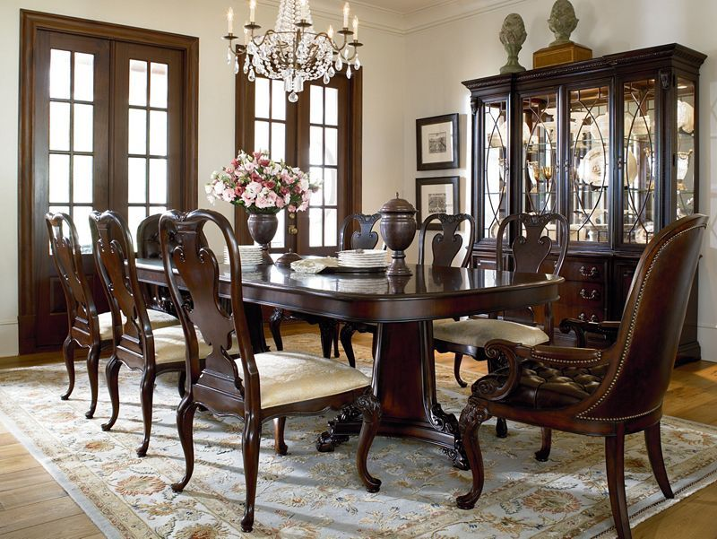 Pin By Thomasville Of Southlake On Dining Rooms