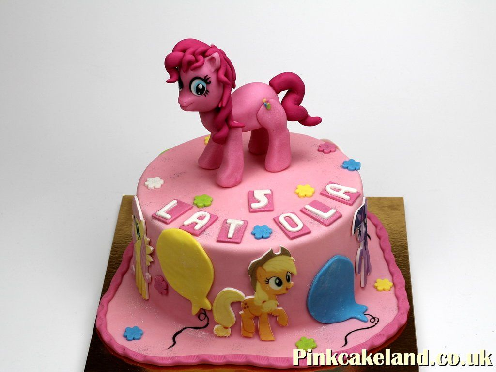 My LIttle Pony Birthday CakeBest Bday Cakes For Girls And Boys In LondonNovelty LondonWe Deliver To London Surrey Kent Sussex Essex