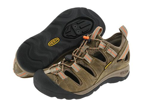 13fcae929a30 Keen Arroyo Pedal Brindle Nectarine - SPD Cycling shoes