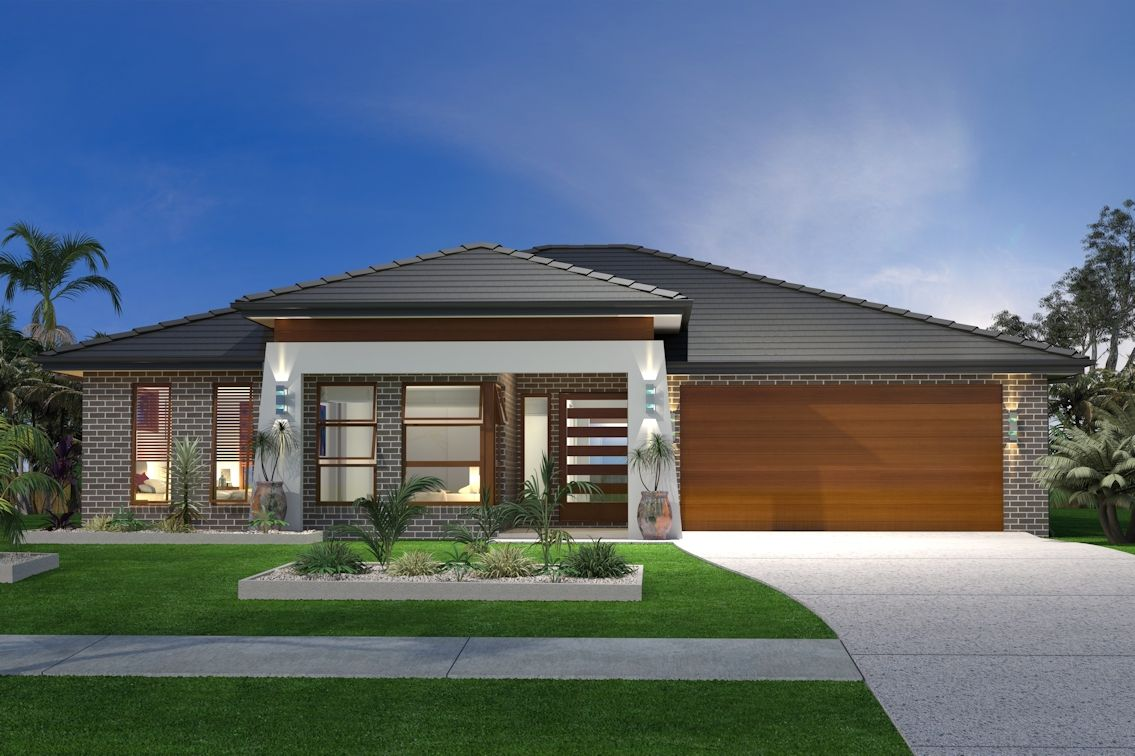 Awesome New Home Facade Design Photos - Amazing House Decorating ...