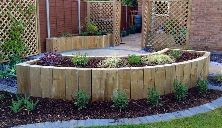 Great Photos Curved Raised Garden Beds Concepts Sure That 400 x 300