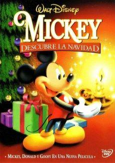 Mickey descubre la navidad 1999 latino
