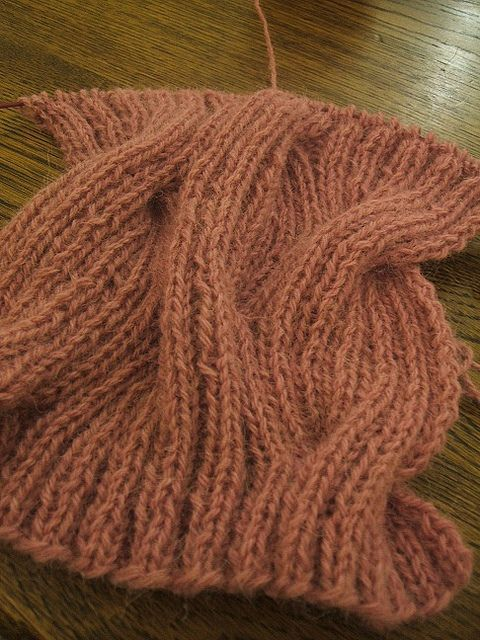 Reversible Knitted Scarf Patterns Image collections - knitting ...