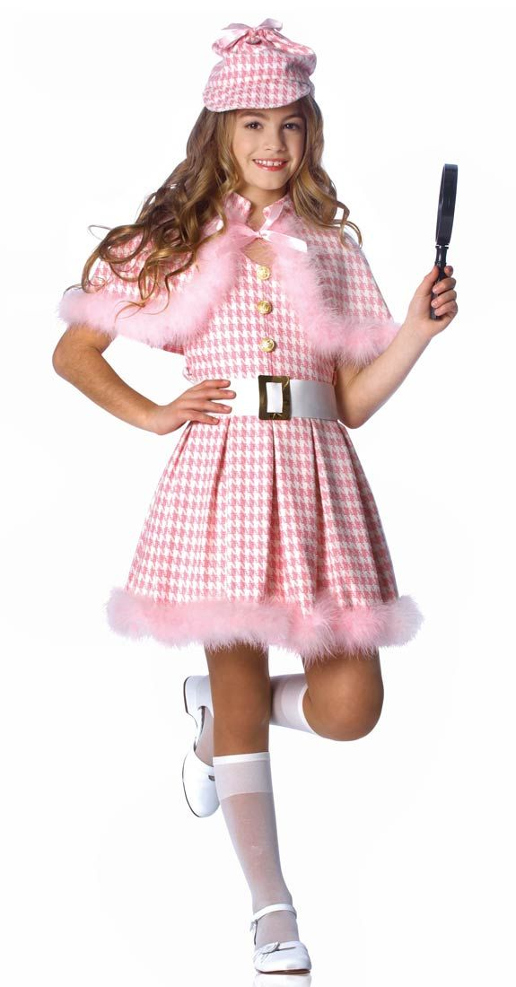 girl costumes scottish detective girls costume - Scottish Girl Halloween Costume