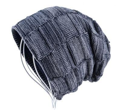d049962d35c MSA Signature Classic Men skullies Winter hat women beanies Knitted wool hat  Men s Hats keep warm Gorros Hip-Hop cap bone Women s Winter Hat