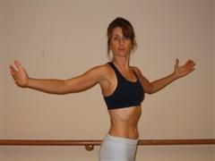 Pilates Spine Twist picture