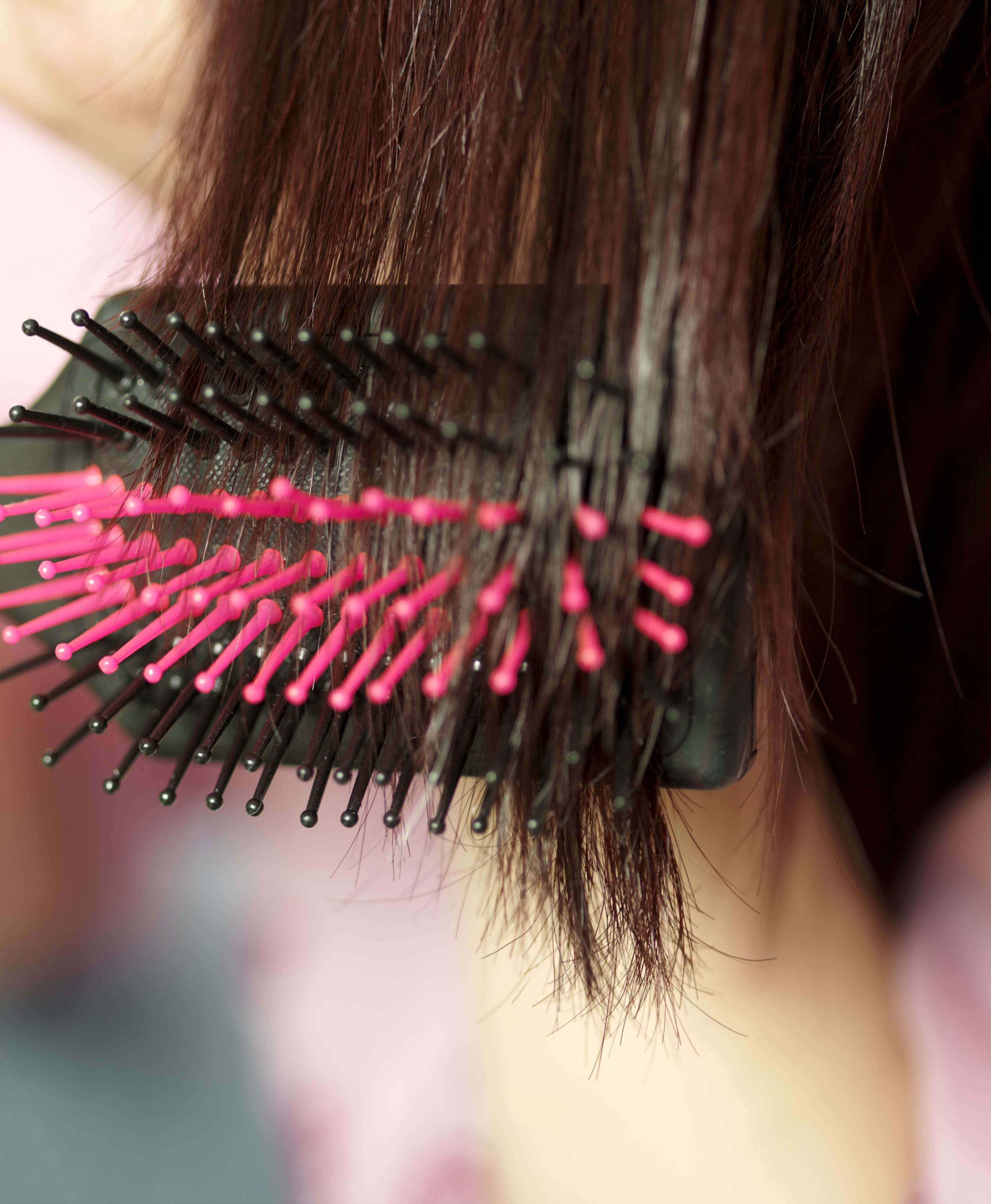 how to get gum out of hair without cutting