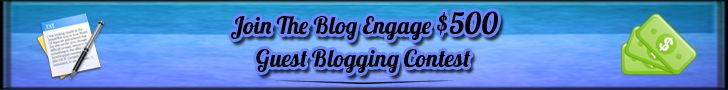 """I've won second prize in my very first online blogging contest which ended with Blog Engage's first guest blogging contest. And my article in my contest was my very first guest post. I had no experience with good guest blogging but still I was able to survive my contest and also was able to put my post under the """"TOP COMMENTED"""" post. Now, the question is how did I do that?"""