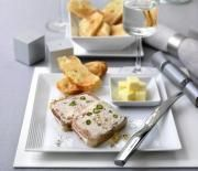 Confit Duck, Chicken & Pistachio Terrine | Poultry | Meat & Poultry | To Order | Christmas Hampers | Smoked Salmon | Chocolate Gifts