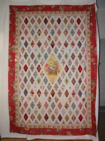 Jane Austin quilt by Irene
