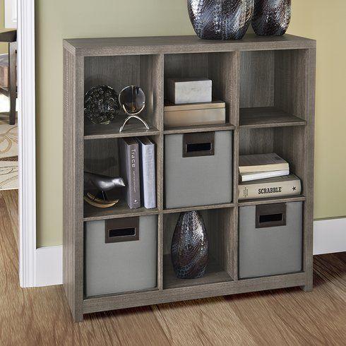 Premium Storage Cube Bookcase Cube Storage Wood Storage Shelves Cubicle Storage