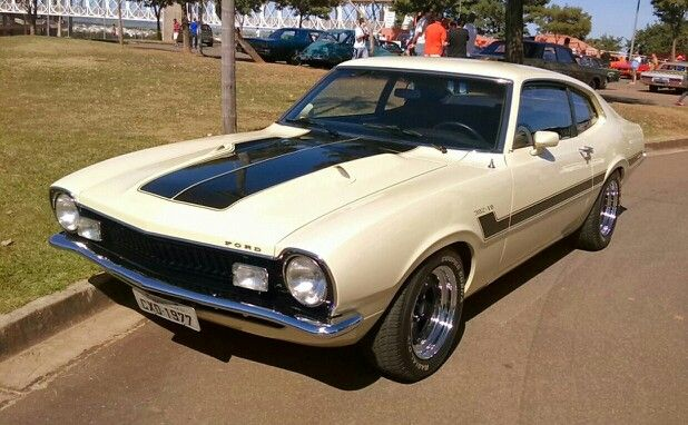 Ford Maverick Gt 1977 With Images Ford Maverick