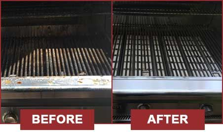 Pin by BBQ Repair Doctor on BBQ Cleaning Before and After images