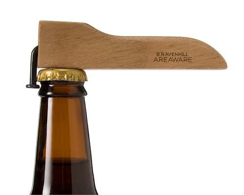 Nail Bottle Opener | Magnetic Beer Opener, Areaware