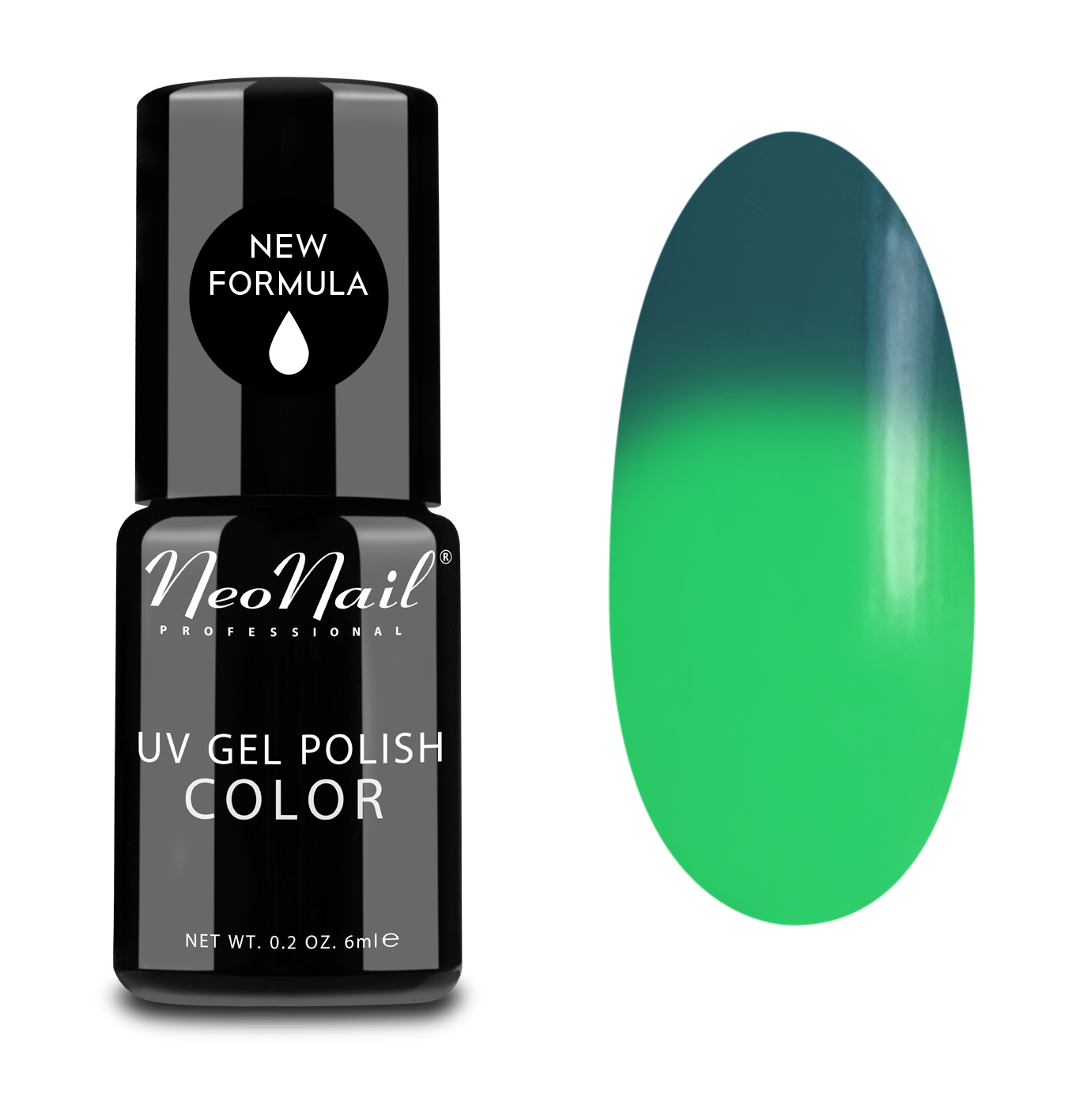 Green Lantern 5187-1 | NeoNail Thermo Color / LakieryTermiczne ...