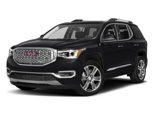 The New Three Row Gmc Acadia Denali Packs In All Your Weekend
