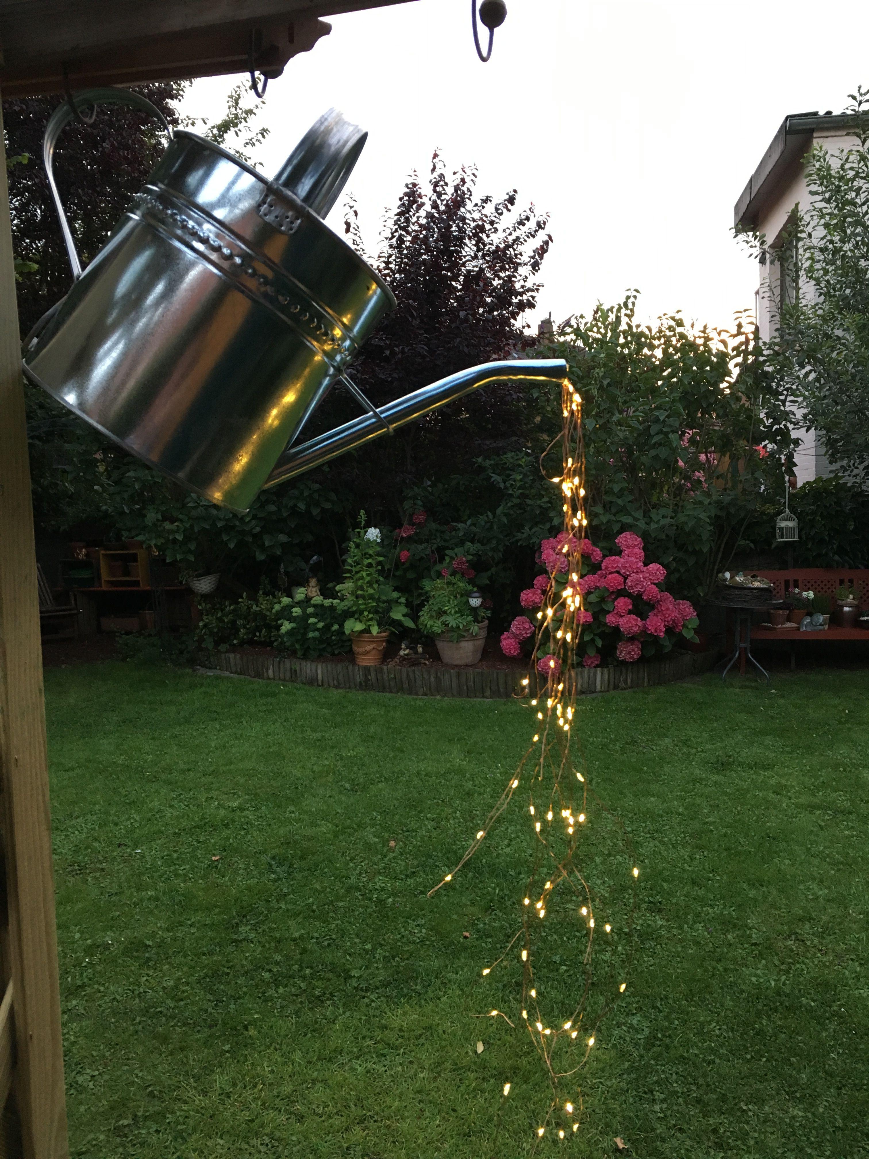 Licht Ausgiessen Mit Bildern Licht Im Garten