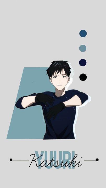 Cómics de Yuri on Ice