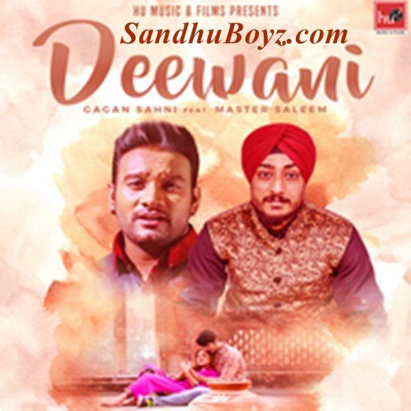 Master Saleem latest Deewani Song , Ringtone Download