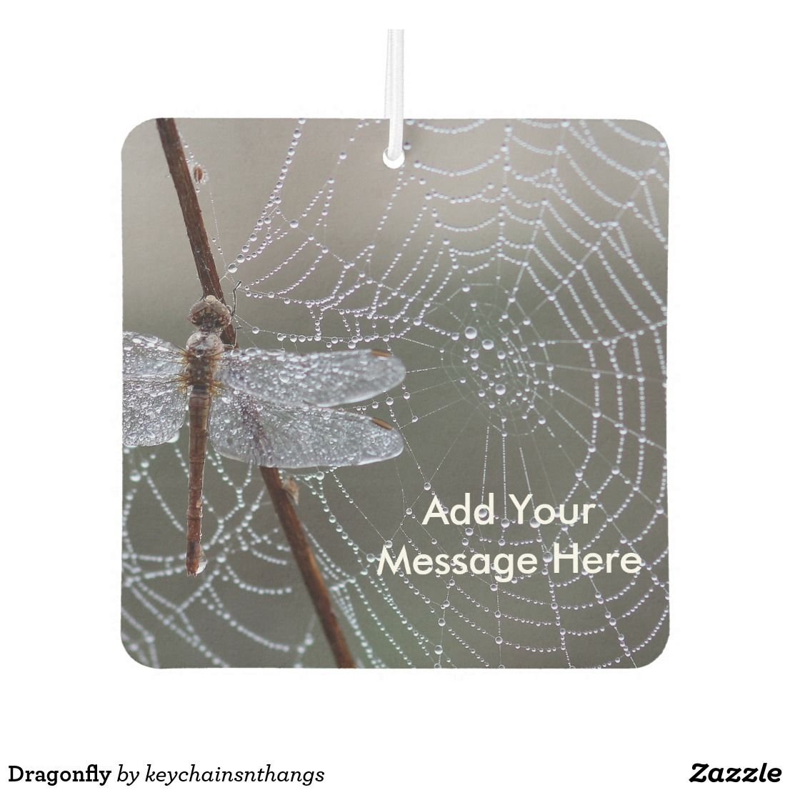 Dragonfly Air Freshener (With images) Custom air
