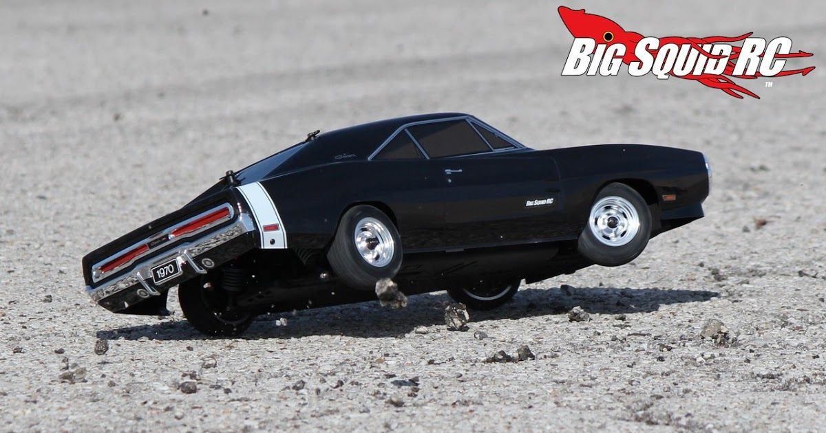 kyosho 1970 dodge charger review big