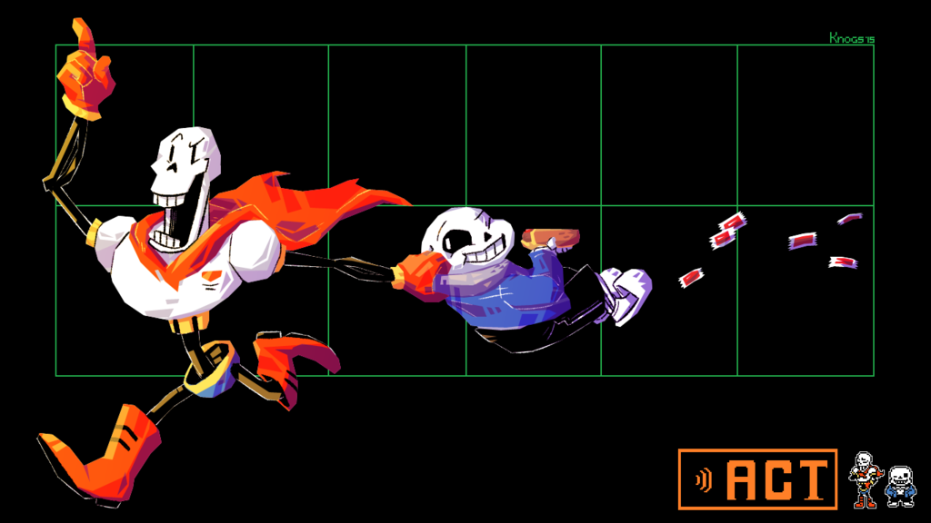Adventure Awaits Wallpaper By Cheese Is Tasty Undertale Papyrus Undertale Pc