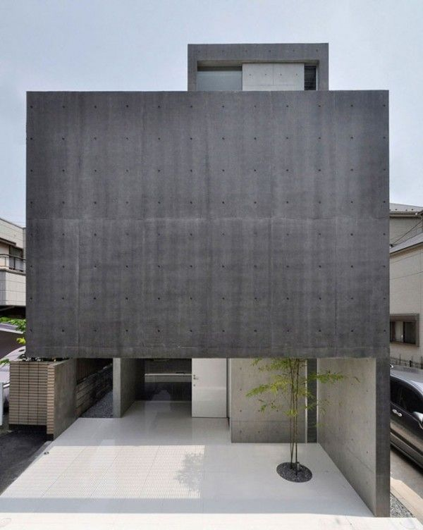 Architecture Astounding Modern Japanese House Designs