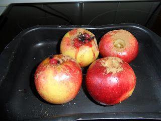 BGM. MAIGRIR AVEC LA METHODE DES BAS INDEX GLYCEMIQUES: Les pommes au four de Barbara!